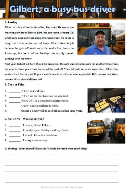 Gilbert-bus-driver