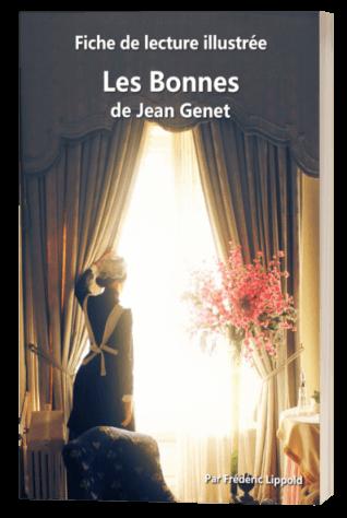 """Couverture de la fiche de lecture """"Les Bonnes"""""""